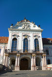 Hungarian palace Stock Photography