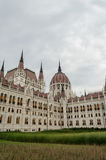 Hungarian Parlament Royalty Free Stock Image