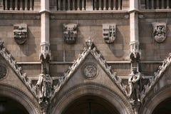 Hungarian Parliament royalty free stock image