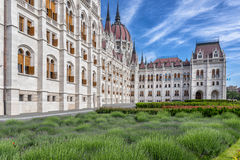 The Hungarian Parliament Stock Photos