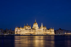 The Hungarian Parliament, Budapest. Stock Image