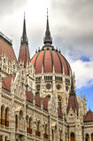 Hungarian Parliament, Budapest Royalty Free Stock Image