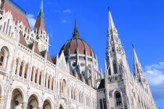 Hungarian Parliament Stock Images