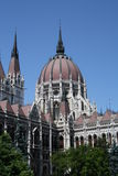 The Hungarian Parliament Building Stock Images