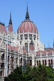 Hungarian Parliament Building Stock Photos