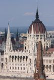 The Hungarian Parliament Building Stock Photography