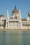 Hungarian Parliament Building Budapest Royalty Free Stock Photography
