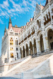 Hungarian Parliament Building in Budapest. Stock Photography