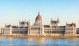 Hungarian Parliament Building, Budapest Royalty Free Stock Image