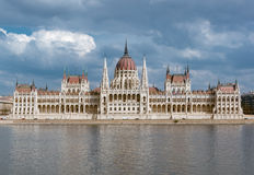 Hungarian Parliament Building. Budapest, Hungary Stock Photo