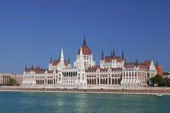 Hungarian Parliament Building. Stock Image