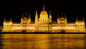 Free Hungarian Parliament In Budapest, Hungary Royalty Free Stock Images - 29854609