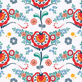 Hungarian pattern Stock Images