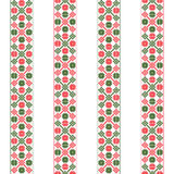 Hungarian pattern Royalty Free Stock Photography