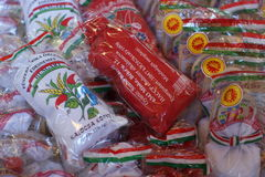 Hungarian products Stock Photography