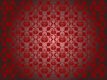 Hungarian seamless pattern Royalty Free Stock Images