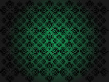 Hungarian seamless pattern Royalty Free Stock Photos