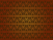 Hungarian seamless pattern Stock Photos