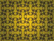 Hungarian seamless pattern Royalty Free Stock Image