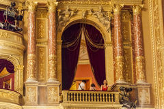 Hungarian State Opera Budapest Royalty Free Stock Photo