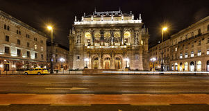 Hungarian State Opera House Stock Images