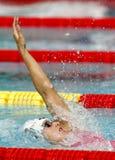 Hungarian swimmer Katinka Hosszu Royalty Free Stock Photo