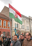 Hungarians day Stock Image