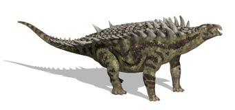 Hungarosaurus Royalty Free Stock Images
