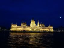Parlement in Budapest. Hungary. Achitecture. Travelling stock photos