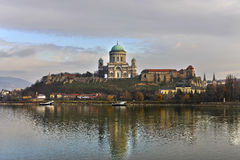 Hungary Assumption Cathedral. Eastphoto, tukuchina, Hungary Assumption Cathedral Royalty Free Stock Images