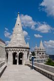 Hungary, budapest, fisherman's bastion. Stock Photo