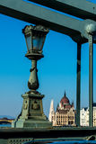 Hungary, budapest, parliament Stock Images