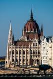 Hungary, budapest, parliament Royalty Free Stock Photo