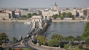 Hungary, Budapest stock footage