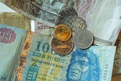 Hungary Forints Stock Photos