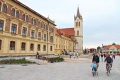 Hungary - Keszthely Stock Images
