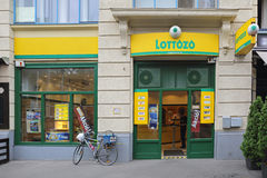 Hungary Lotto Royalty Free Stock Photo
