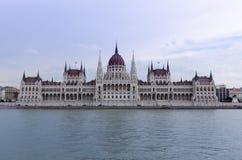 hungary parlament Arkivfoto
