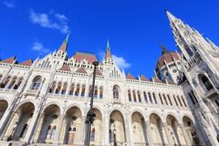 Hungary Parliament Stock Photos