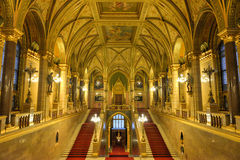 Hungary Parliament Building, Budapest Royalty Free Stock Image