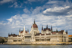 Hungary parliament. Foto of Hungary parliament - Budapest Stock Image