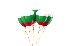 Hungary Republic patriotic balloons holyday concept Stock Images