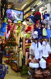 Hungary retail store Stock Image