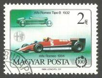 Automobiles, Alfa Romeo stock image