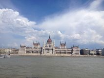 Hungary. Street film photography Royalty Free Stock Photo