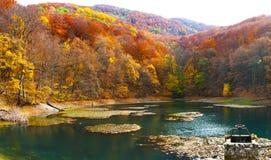 Hungary, Szalajka-valley in autumn Stock Image