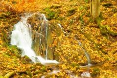 Hungary, Szalajka-valley in autumn Stock Photo