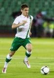 Hungary vs. Ireland friendly football game Stock Photography