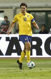 Hungary vs Sweden, FIFA World Cup Qualifier Royalty Free Stock Image