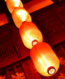 hunged lantern Stock Photos